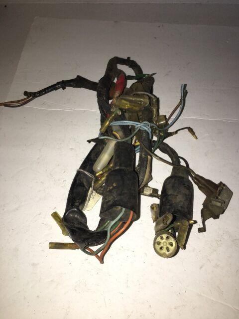 73 Honda 450 Wiring Harness