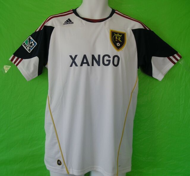 nwt~Adidas REAL SALT LAKE MLS USA Football Soccer Jersey Shirt Top~Mens Size 9a5def7a4