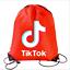 Boys-Girls-Tik-Tok-Drawstring-Backpack-PE-Swim-Gym-Sports-School-Bag-Rucksack-UK thumbnail 4