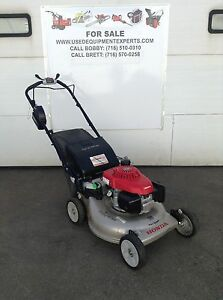 Image Is Loading Honda Lawn Mower Self Propelled Battery Electric Start