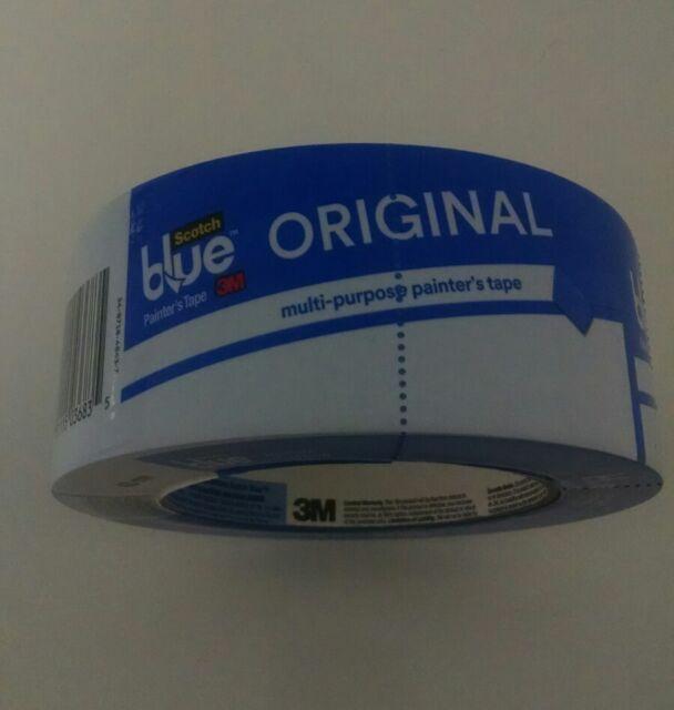 3M Painter's Tape scotch blue #2090 roll 1.88in /x60YD