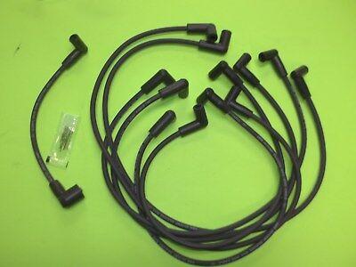 Mercruiser New OEM Ignition Spark Plug Wire Set//Kit 4.3L V6 262cid 84-816761Q16