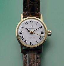 Vintage 50's UNIVERSAL GENEVE Automatic!!! 14k Yellow Gold Ladies Amazing Watch