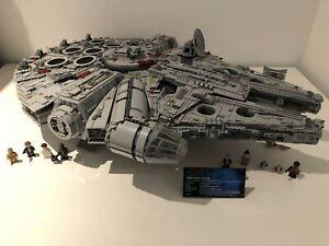MILLENNIUM-FALCON-UCS-2017-COMPATIBILE-LEGO-75192-STAR-WARS