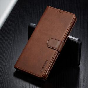 Pour-Huawei-P-Smart-Z-2019-de-Luxe-en-Cuir-Rabat-Portefeuille-Coque-Telephone-Magnetique-Cover