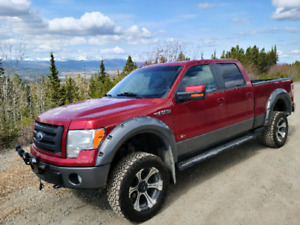 2009 Ford F 150 FX4