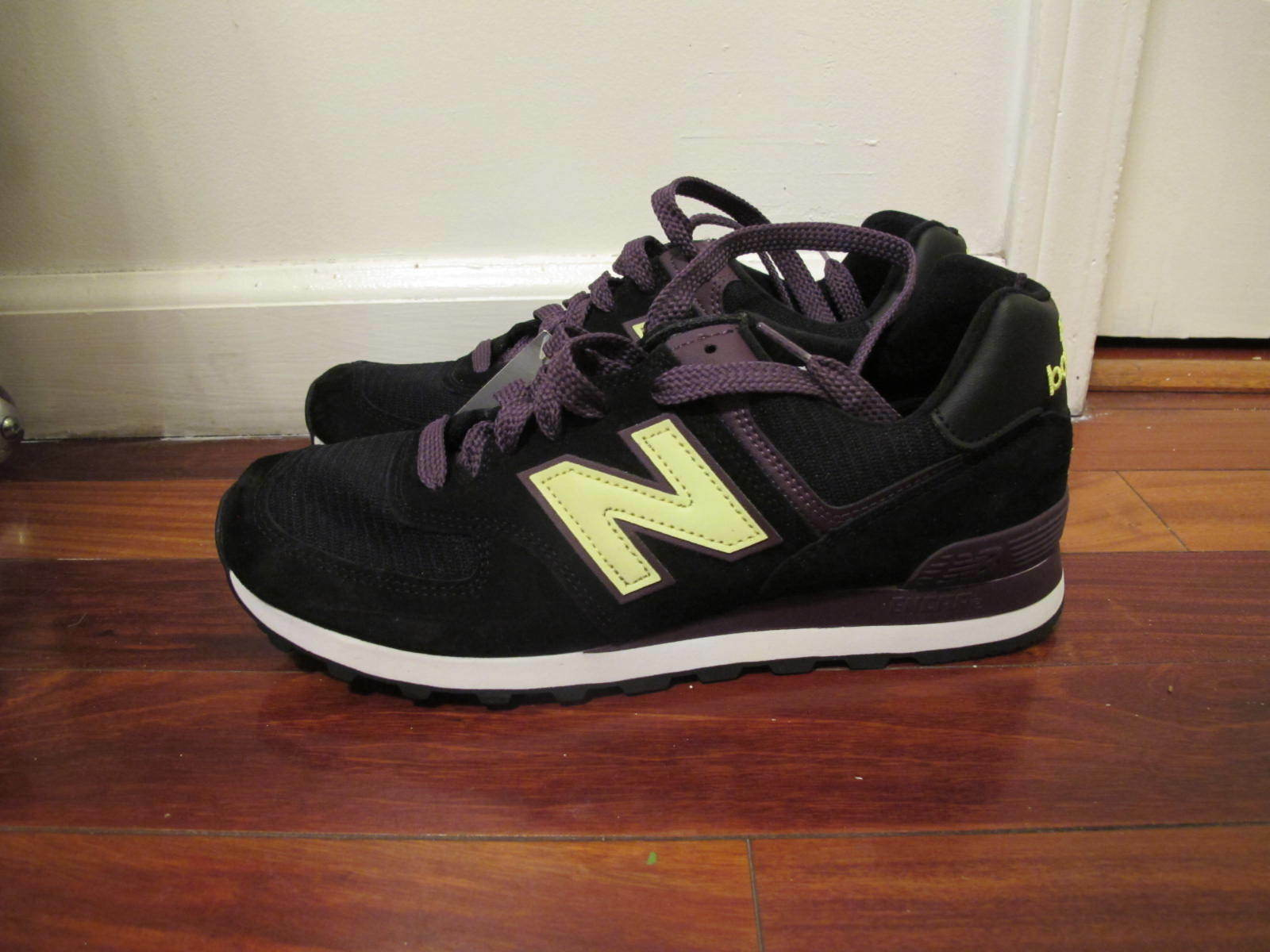NEW AUTH NEW BALANCE 574 MADE IN USA MENS Größe US 9