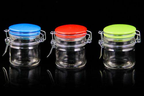 Einmachglas Glas 100 ml Vorratsglas Einmachgläser Weckgläser Bügelverschluß 6716