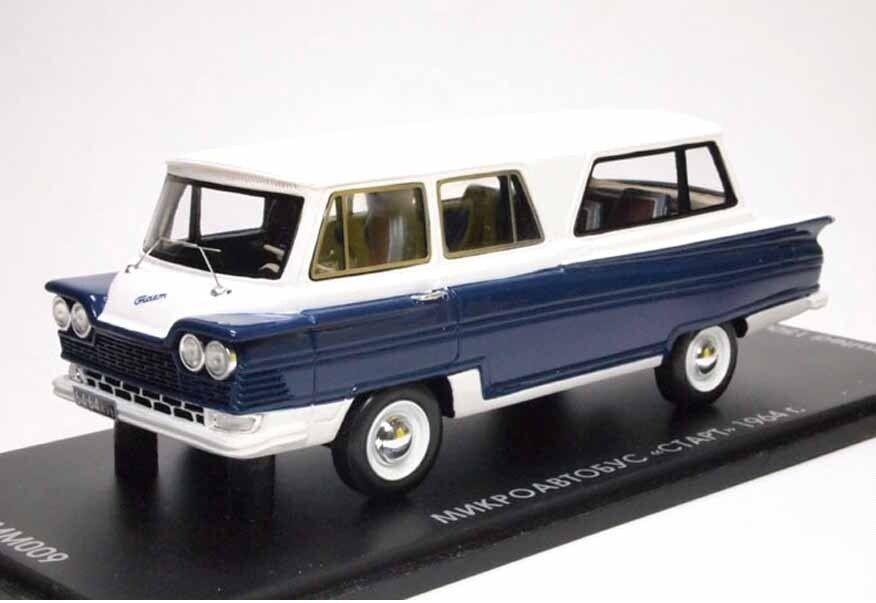 Start minibus 1964 Spark par VVM (Lim. Ed.) Résine 1 43