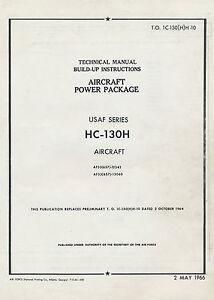 LOCKHEED-HC-130H-HERCULES-AIRCRAFT-POWER-PACKAGE-T-O-1C-130-H-10-1966
