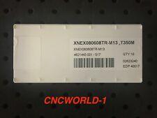 SECO  XNEX 080608TR-M13     MP 2500      20pcs