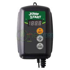 Hydrofarm Jump Start Heat Mat Thermostat Digital Temperature Control Seedling