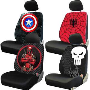 Image Is Loading New Marvel Comic Characters Avengers Deadpool Universal Seat
