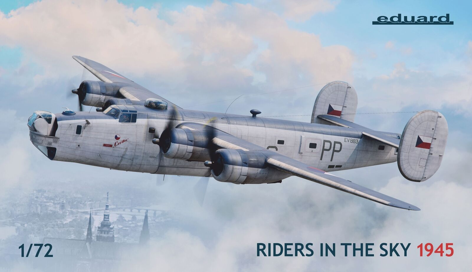 Eduard 1 72 Riders in the Sky 1945 Limited Edition K2123