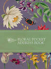 RHS Floral Pocket Address Book by Royal Horticultural Society (Hardback, 2015)