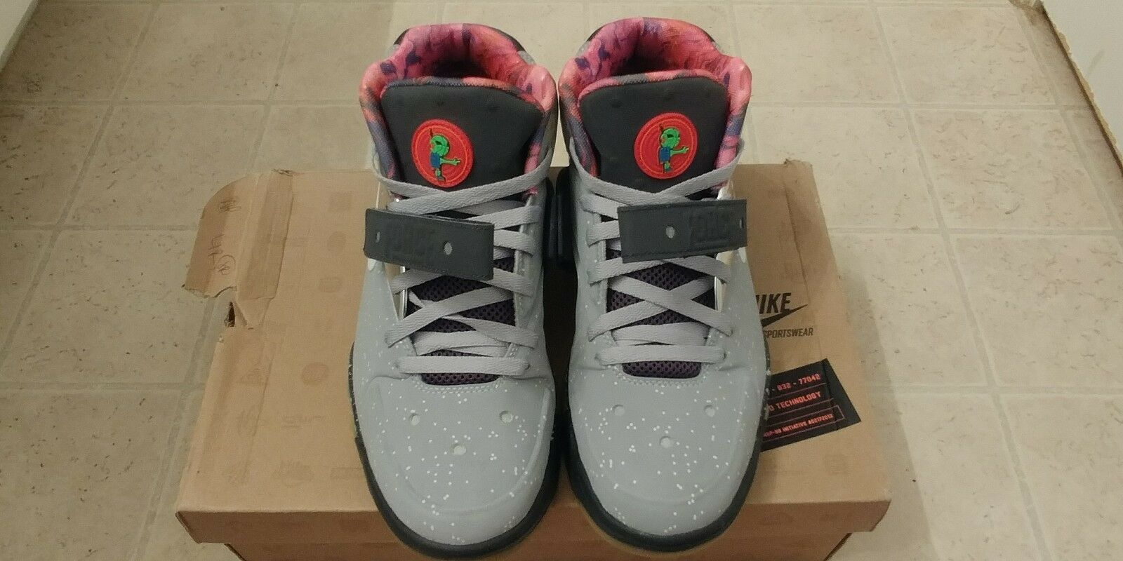 Nike Air Force Mac 2018 Prm QS size 11 Area 72 Wild casual shoes