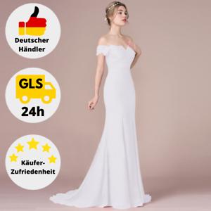 Brautkleid Hochzeitskleid Standesamt Spitze Gr. 36 bis 42 ...