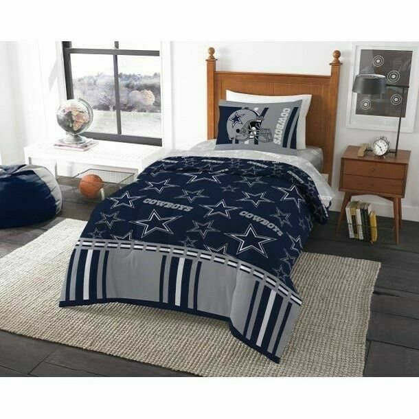 Twin Bedding Sets For Teens 4 Piece Kids Dallas Cowboys Bed In A