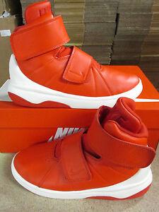 Nike Marxman Gs Scarpe da Ginnastica Alte basket 833916 600 tennis