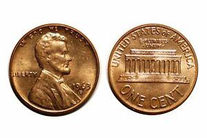 1972 Lincoln Cent choice to gem BU