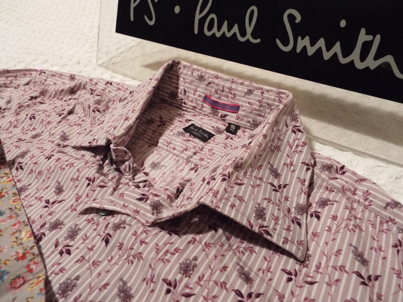 PAUL SMITH Mens Shirt  Size 16