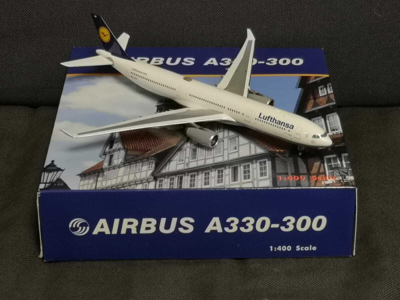 Rare LUFTHANSA A330-300 D-aikd Phoenix 1 400 Diecast Models