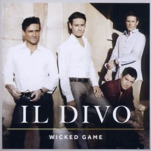 Il-Divo-Wicked-Game-New-amp-Sealed-CD