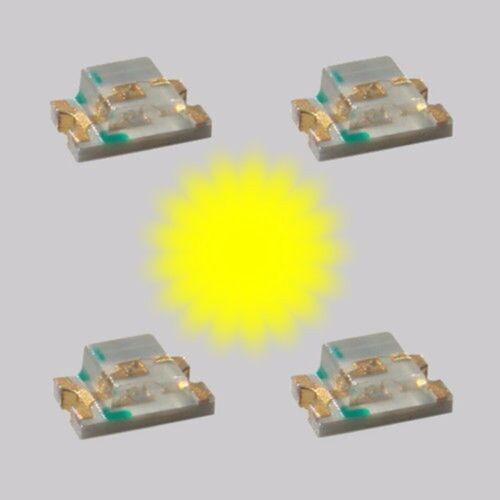 E395f Blinklicht 10 Stück SMD Blink LED 0805 gelb farben