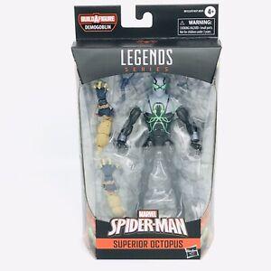 Marvel Legends Superior Octopus Sealed Demogoblin Wave New Doctor Spider-Man