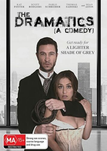 1 of 1 - A Dramatics, The - Comedy (DVD, 2016) NEW/SEALED [REGION 4]