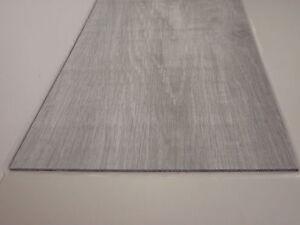 Pavimenti In Rovere Grigio : Pavimento adesivo parquet doghe pvc ltv rovere grigio cm