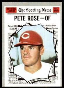 1970-Topps-Set-Break-Nm-Mt-Pete-Rose-Cincinnati-Reds-458