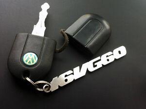 16VG60 Keychain Key Chain Keyring  16v-G60 Limited Race MK1 MK2 Turbo