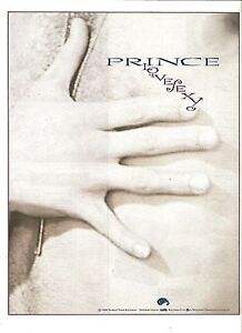 Prince lovesexy poster