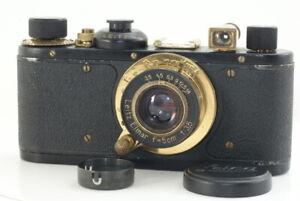 Russische-Kopie-Leica-Wetzlar-D-R-P-Ernst-Leitz-mit-Leitz-Elmar-5cm-50mm-f3-5