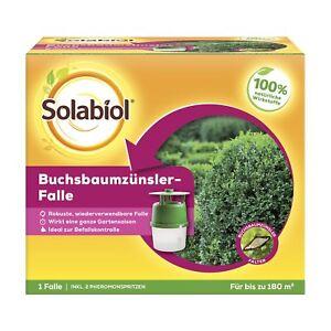 bayer buchsbaumz nsler falle buxatrap buchsbaum pheromonfalle z nsler falle ebay. Black Bedroom Furniture Sets. Home Design Ideas
