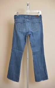 Lucky-Brand-Dungarees-Henna-Sweet-N-Low-Bootcut-Jeans-Women-039-s-size-6-28