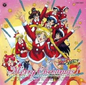 Anime Merry Christmas.Sailor Moon Stars Anime Soundtrack Cd Merry Christmas Ebay