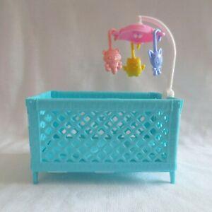 New 2018 Barbie Skipper Babysitter Doll Baby Playpen Crib