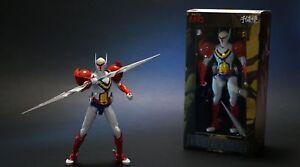 Space-Knight-Tekkaman-Tatsunoko-Fightingear-Sentinel-Die-Cast-Action-Figure-18cm