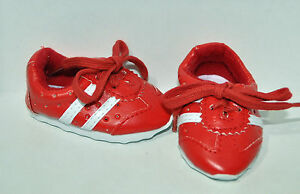 American-Girl-Doll-Journey-Girl-Our-Generation-18-Dolls-Clothes-Shoes-Red-Runner