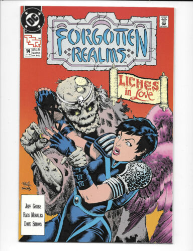 Choice Forgotten Realms #1-25 1989-1991 DC Comics
