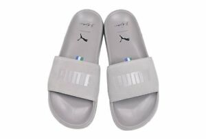 fecc7bbe5e7f Details about Puma Leadcat X Big Sean Ash Men Sandal Slides SIZE 10 Limited  Edition 366296-01