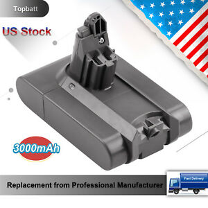 21-6V-3000mAh-Li-ion-Battery-for-Dyson-V6-Battery-DC58-DC59-DC61-DC62-595-650