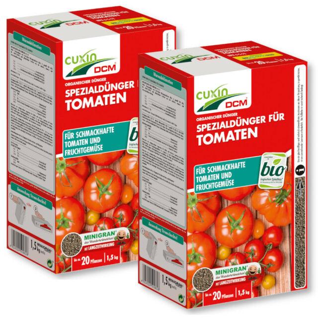Cuxin Engrais Tomate 3 Kg Legumes Fruits Jardin Organique Eco Bio Achetez Sur Ebay
