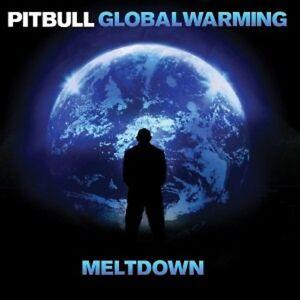 Pitbull-global-warming-Meltdown-Deluxe-version-CD-17-tracks-pop-NEUF