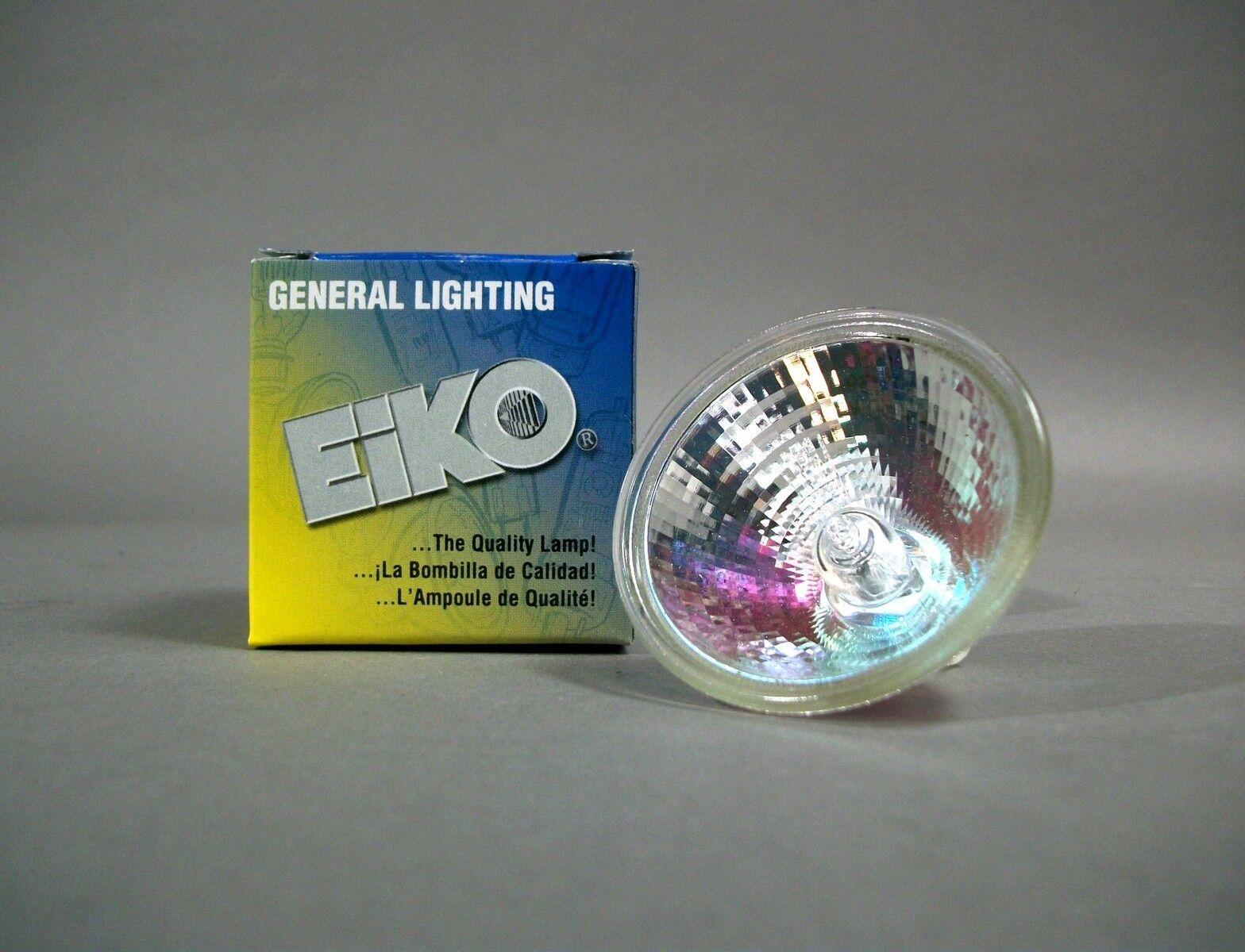 Caso de 250 Eiko MR16 Base Ext 12V 50W 13 ° bombilla halógena luz de inundación-Nuevo
