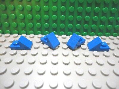 3039 trans-light blue 45 degrees 30 New Lego 2x2 Slopes Lot