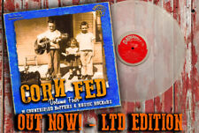 JUST OUT- CORN FED VOL.4 Hick Rockabilly & Country Bop Comp - Clear Vinyl HEAR