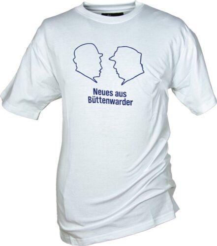Brakelmann T-Shirt  Adsche Hemd oliv weiß Neues aus Büttenwarder